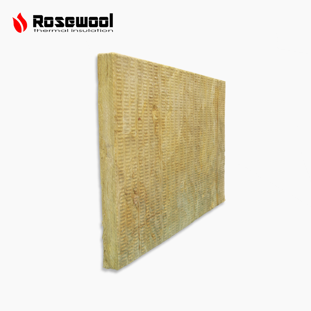 high temperature heat insulation rock wool board for ceiling