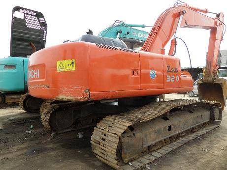 Used Hitachi ZX330  excavator