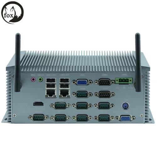 Embedded PC > Desk Fanless PC ( NFD series) (IPC-NFD37)