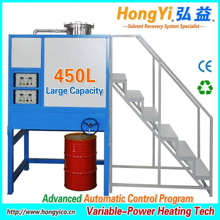 Mix Solvent Recovery Unit