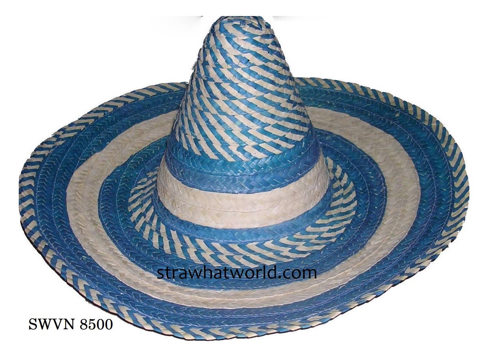 Mexican Sombrero Carnival Hat