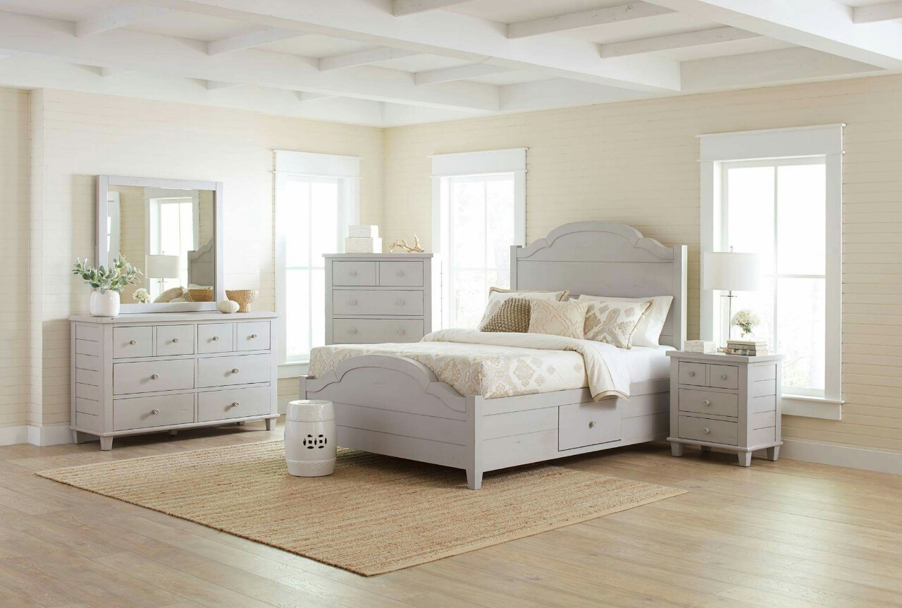 Pine bed sets from Vietnam manufacturer