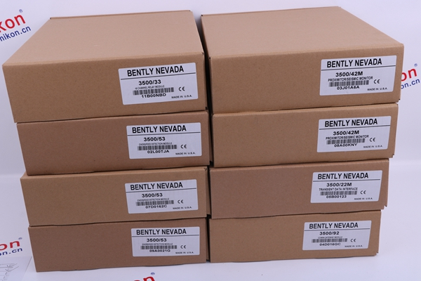 3500/62 Bently Nevada Process Variable Monitor Module