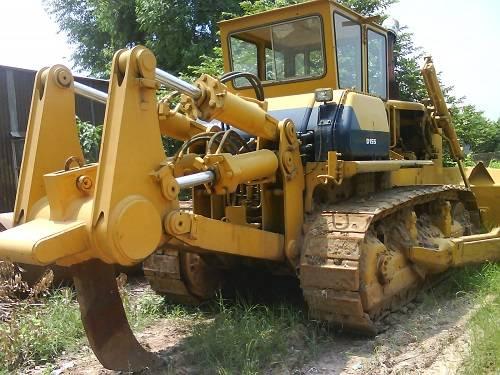 Used Komatsu D155A-1 Bulldozer