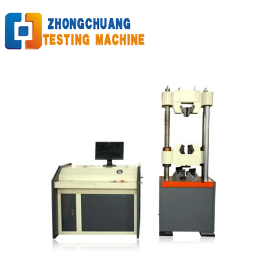 600kN Computer Control Hydraulic Universal Testing Equipment Price