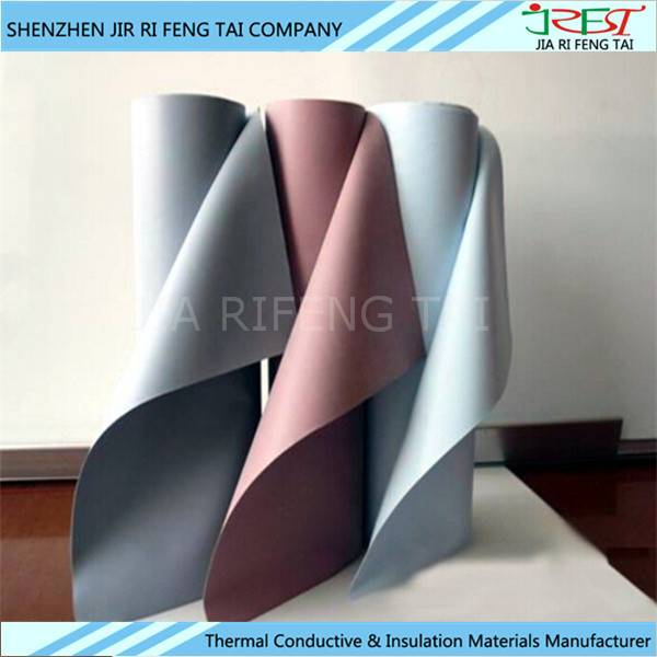 BM120 High thermal insulation silpad cloth