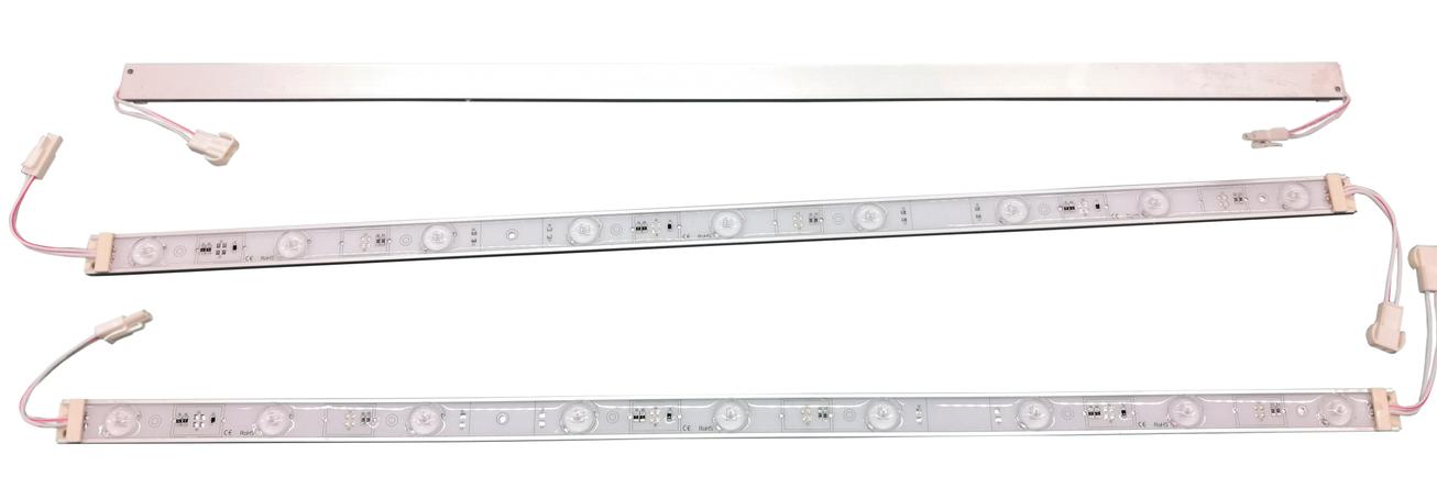 led module strips for light box lighting