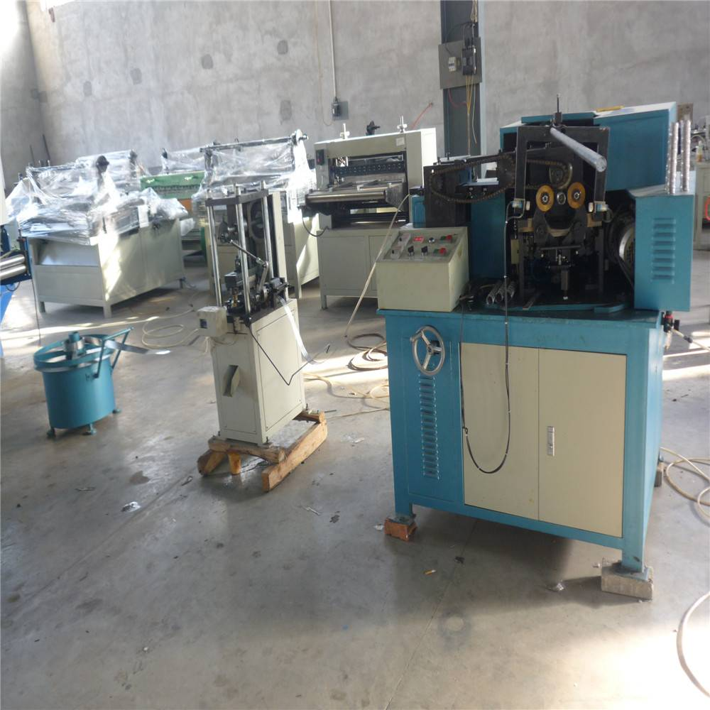 Sprial Tube Making Machine sprial core making machine