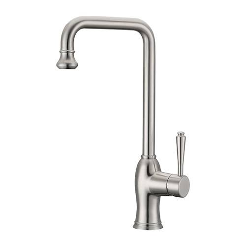 304 brushed stainless steel kitchen sink faucet