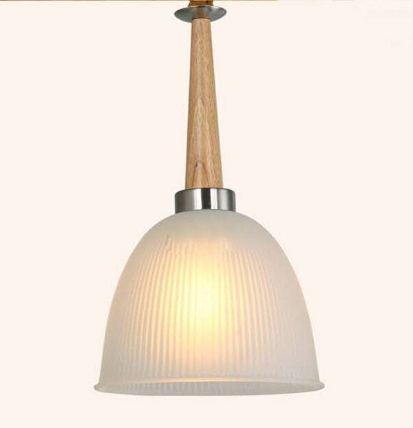 mordern wood pendant light for dinning room