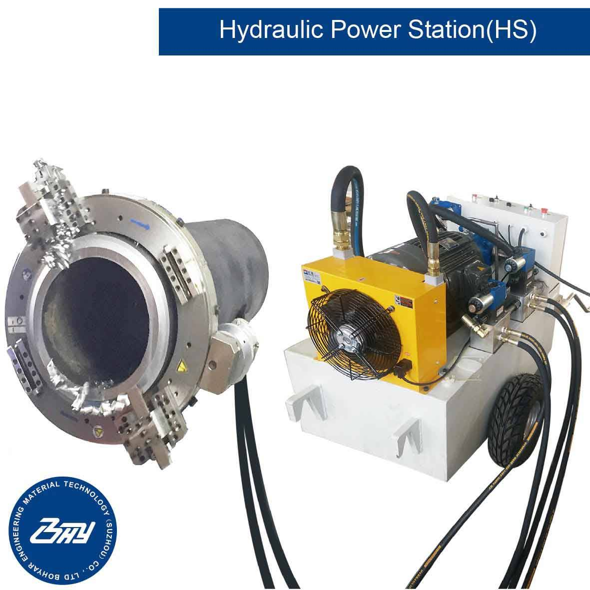 Hydraulic Power Station/Power Unit (HS Series)