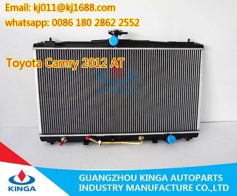 Car radiators radiadores Kinga  Toyota Camry 2012 AT