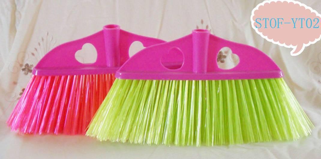 plastic broom head(STOF-YT02)