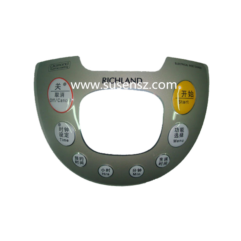 in mould labeling IMD/IML plastic injection Mould for shaver electronic products
