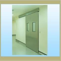 automatic sliding industrial doors