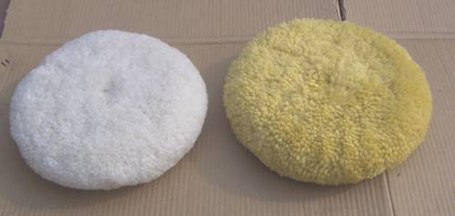 Double Sided Wool Pad