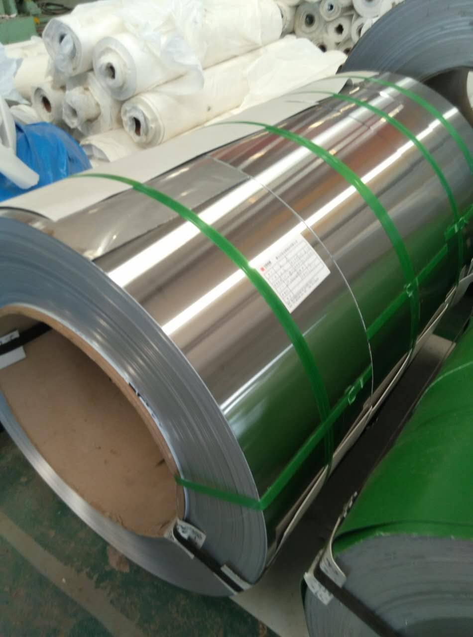 304&201&430 Stainless Steel coil in stock