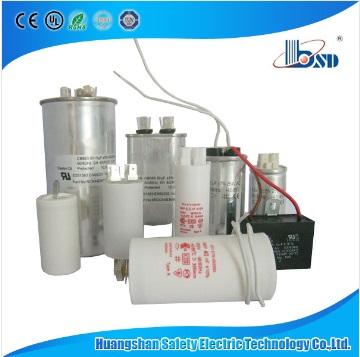 Refrigerator Occasion Capacitor AC Motor Cbb65,AC motor run capacitor