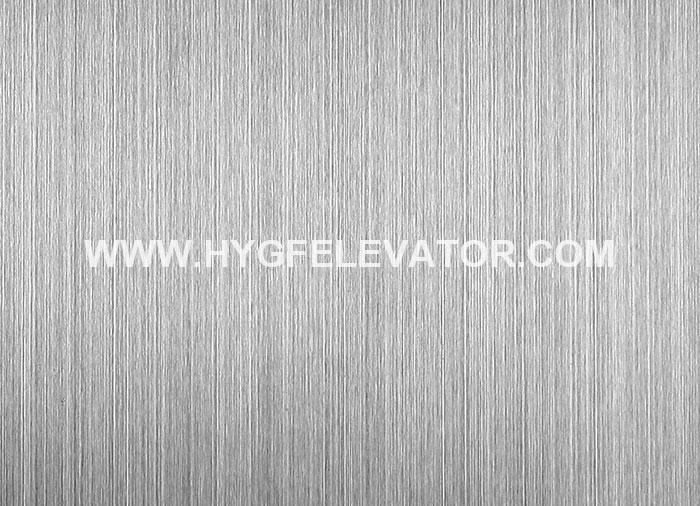 Custom Stainless Steel Hairline Black Sheet