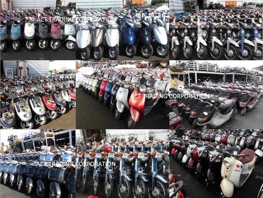 USED MOTORCYCLES FROM JAPAN