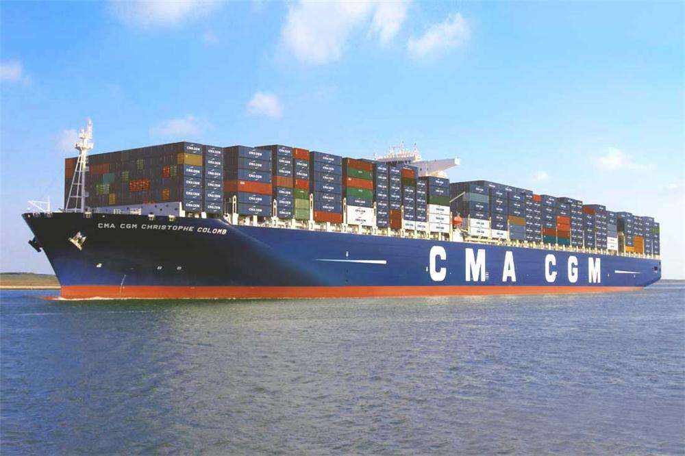 OCEAN FREIGHT FROM DALIAN TO HAMAD