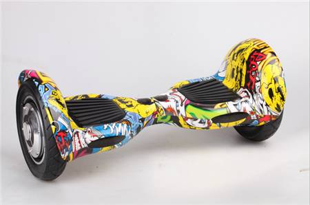 Smart two-wheel electric balance scooter hoverboard segway
