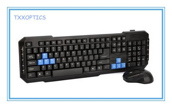 2.4ghz Wireless Keyboard and Mouse Combo