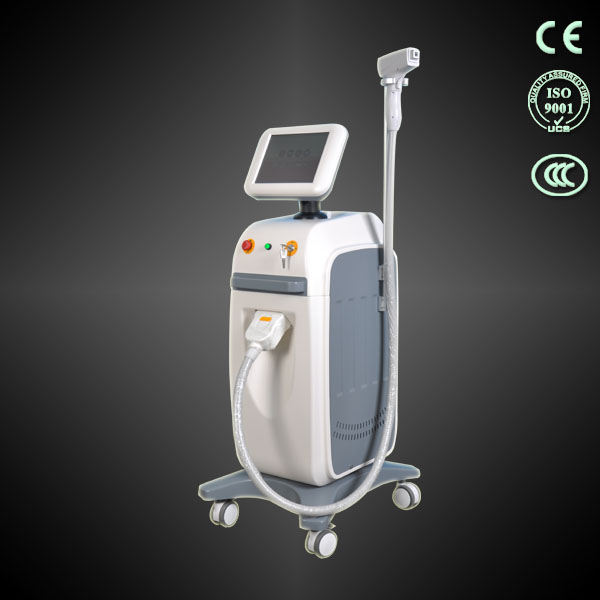 Guangzhou 808nm laser diode laser hair removal machine
