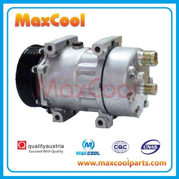 ET210L-25073C CCI York AC Compressor for Freightliner Kenworth Peterbilt 2GR-152mm-1 wire-12v ABPN83