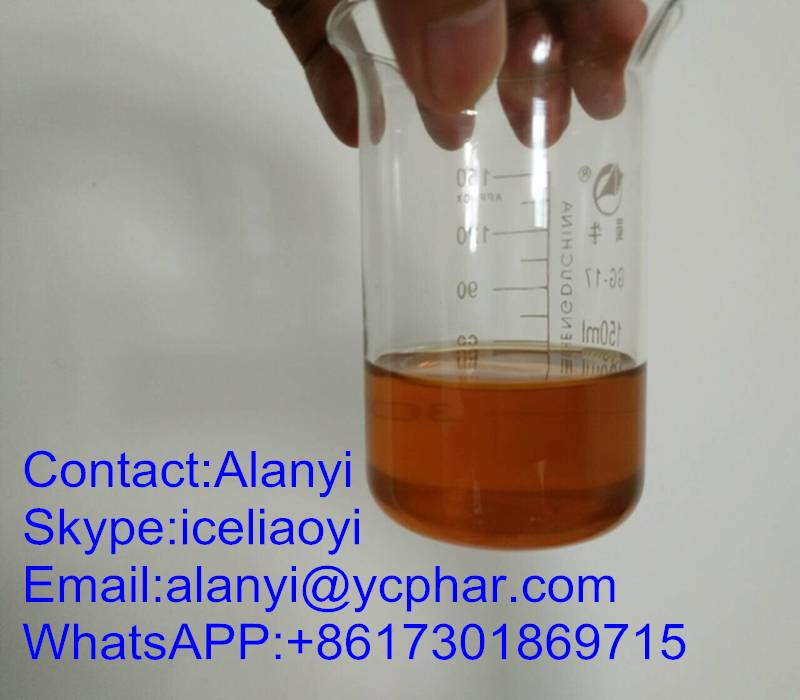 Injectable Steroids Liquid Trenbolone Acetate 200mg/Ml Hormone Drugs