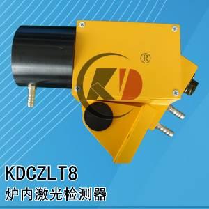 Furnace laser detector