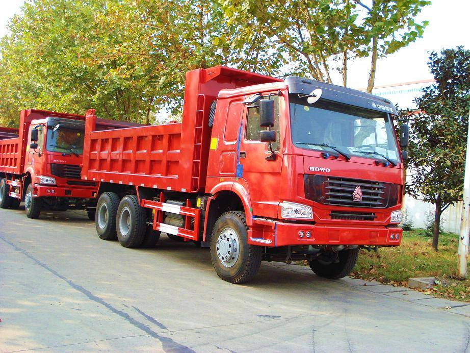 sino trucks china