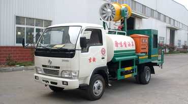 DTA5070  Drug spraying truck  Pesticide Spraying Truck