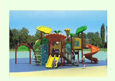 Mall playground amusement park