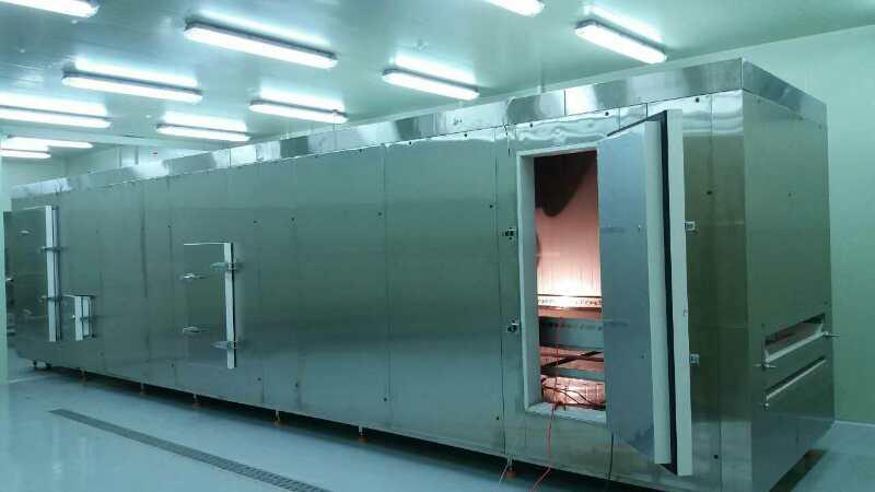 tunnel freezer,iqf freezer,blast freezer