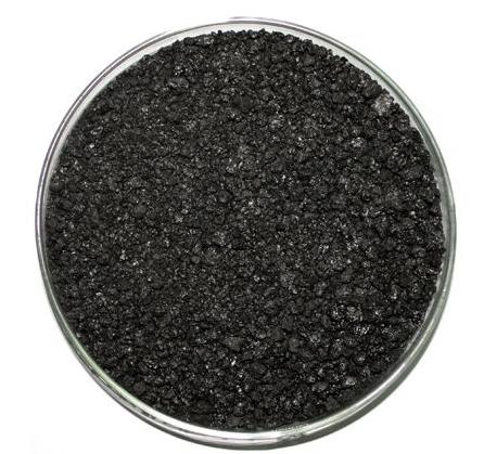 Fixed carbon 98.5% graphitized petroleum coke