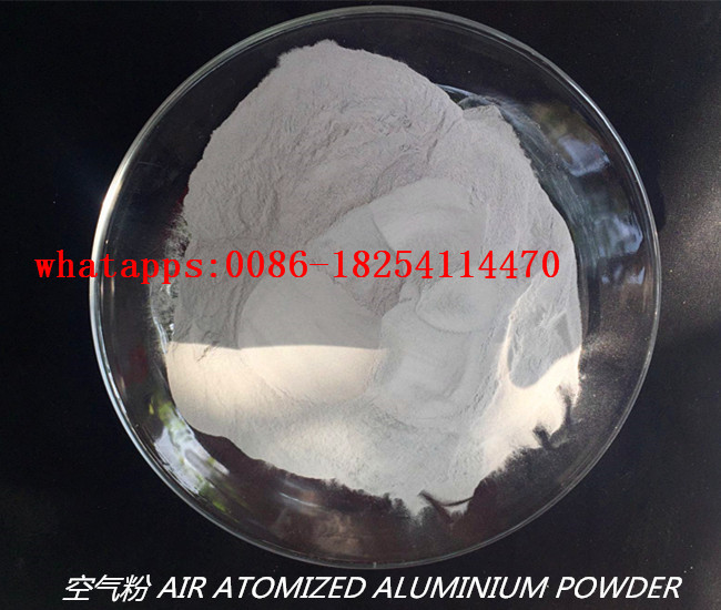 air atomozied aluminium powder