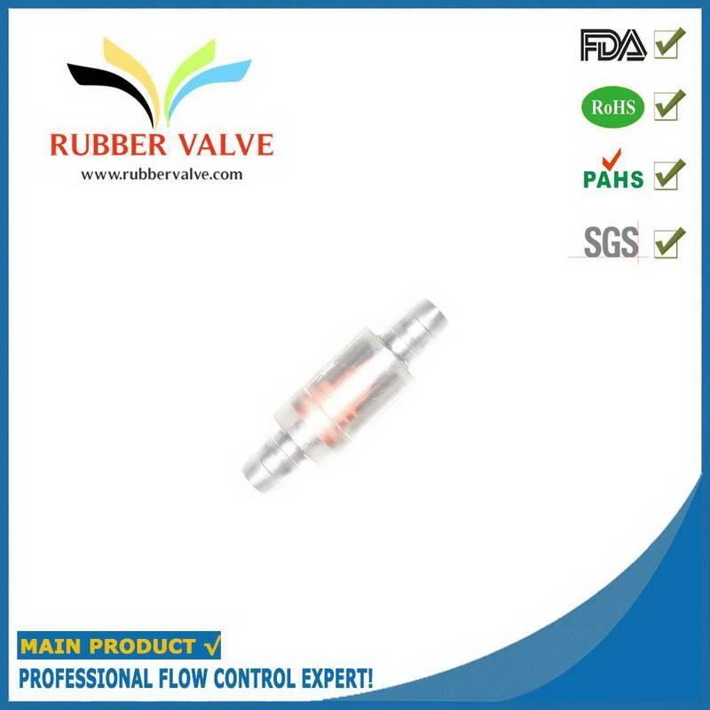 plastic duckbill check valve