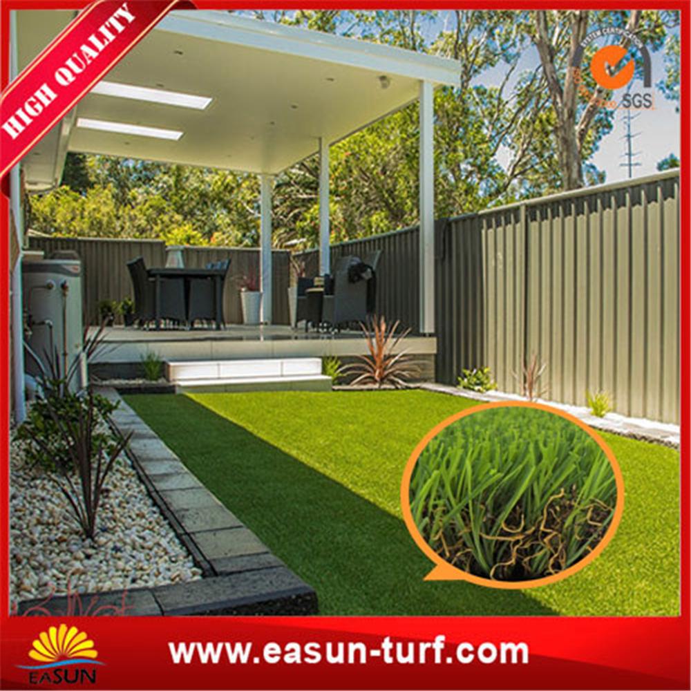 Anti UV football artificial grass turf for football field-ML