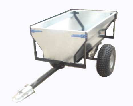 ATV box trailer