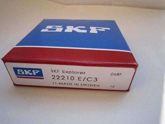 SKF 22210E Spherical roller bearings