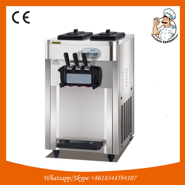 commercial #304 stainless steel ice cream machine factory offer