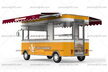 Flagship edition food truck