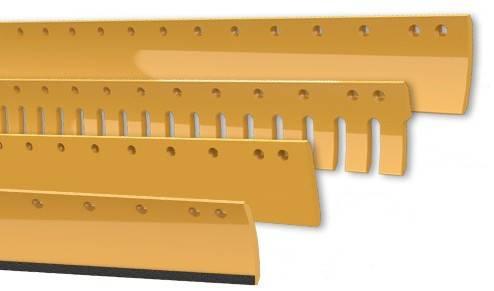 Motor Grader Blades / Cutting Edges