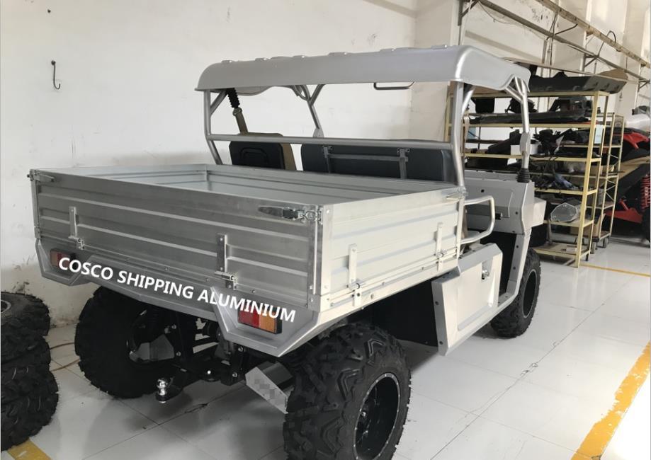 aluminum tray for ATV UTV Buggy