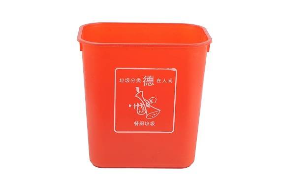 2014 Hot sale 15L good quality cheap HDPE plastic garbage