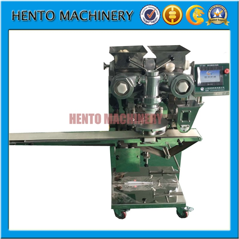 The Small Encrusting Machine with Stamping Machine