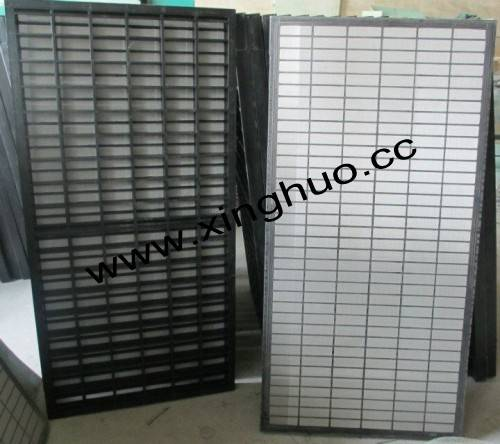 for Swaco Mongoose shaker screens