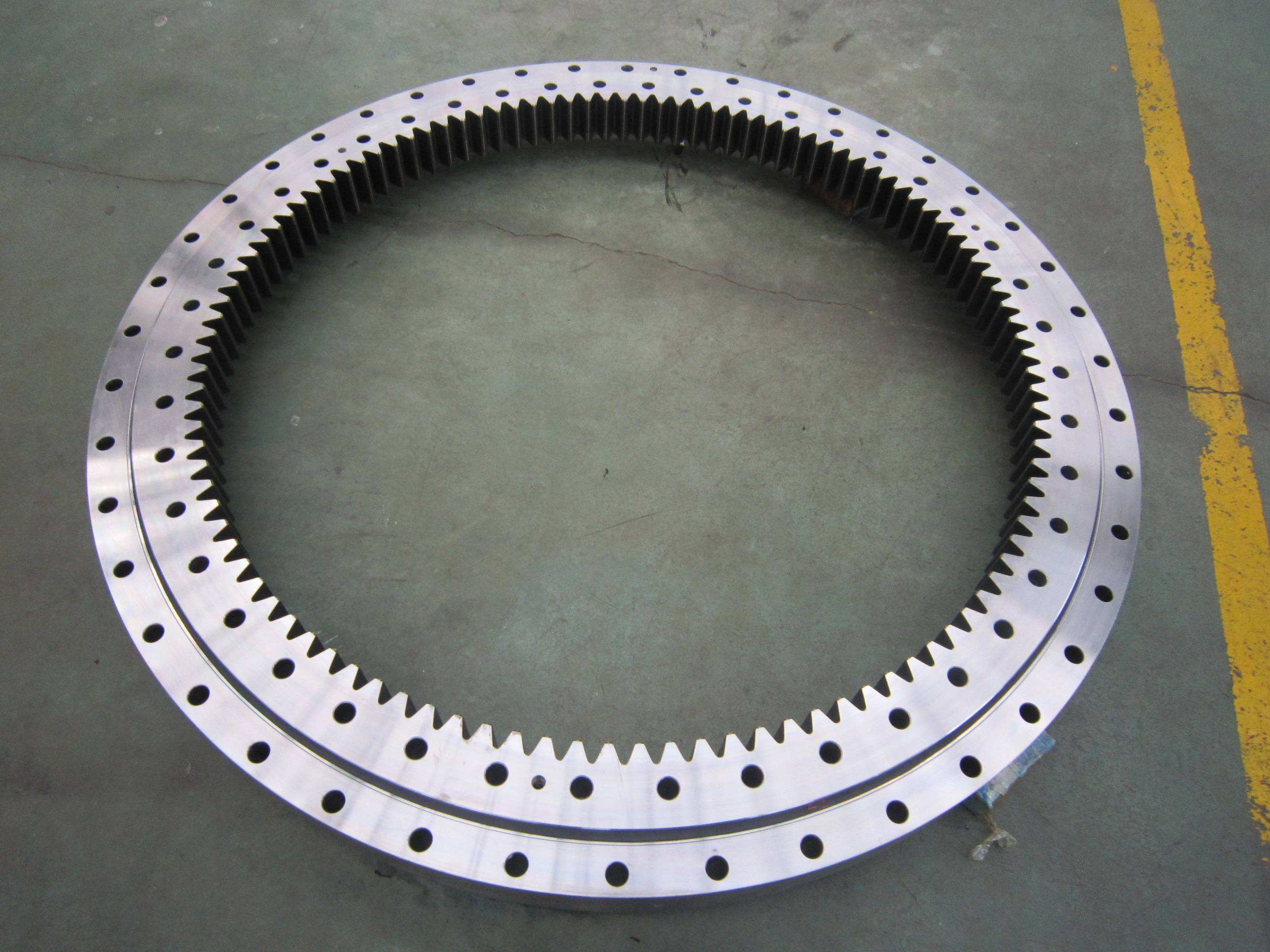 Slewing Bearing Type And External Gear Only Gear Options Best Price Slewing ring SK04N2 SK041 SK07-1