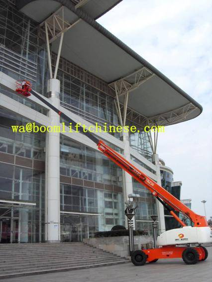 36m Working Height Telescopic Boom Lift with CE Certificate